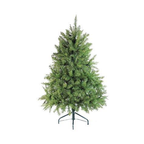 4 northern pine medium artificial christmas tree unlit