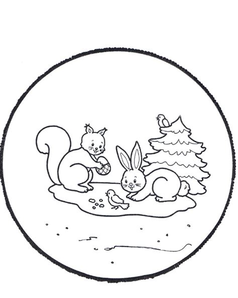winter rabbit coloring page 1895 best images about sz 237 nezők feladatlapok 225 llatok on