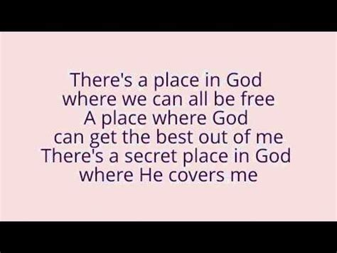 There Is A Place Song Lyrics Tamela Mann This Place Lyrics