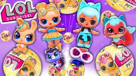Lol L O L Pets Series 3 lol pets toys l o l series 3 custom my