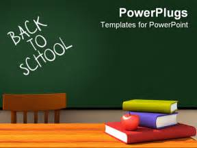 Back To School Powerpoint Template by Back To School Powerpoint Templates For Teachers