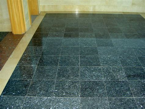 Granite Tiles Flooring Blue Pearl Granite Tile Floor Photo Gallery