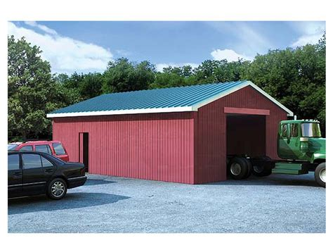 barn workshop plans outbuilding plans pole barn plan in multiple sizes