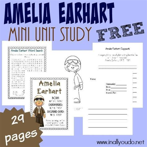 amelia earhart biography for middle school 17 best images about homeschool history curriculum