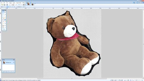paint net remove background how to remove the background of digital images 1 1