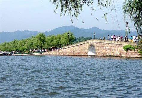 Travel images in Hangzhou tour photos in China