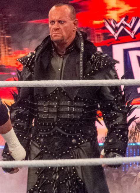 undertaker wrestlemania  loss  brock lesnar