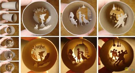 creative crafts creative crafts from toilet paper rolls by artist