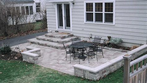 Simple Backyard Patio Decks And Patios Designs Garden Design