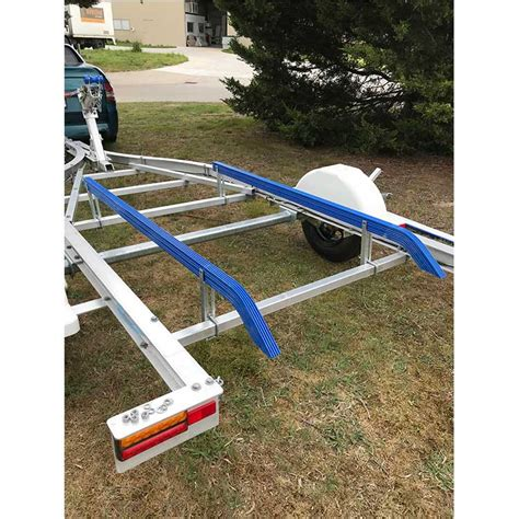 how to install carpet on boat trailer bunks how to adjust boat trailer bunks plastic carpet bunk