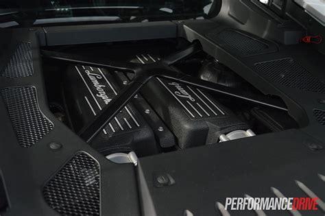 Lamborghini Huracan Engine Lamborghini Huracan Lp610 4 Review Track Test