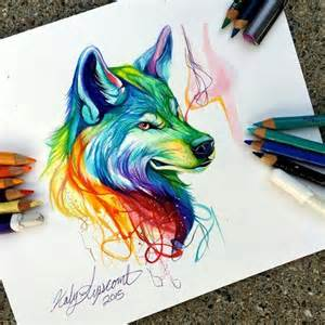 colorful drawings 40 color pencil drawings to you cooing with