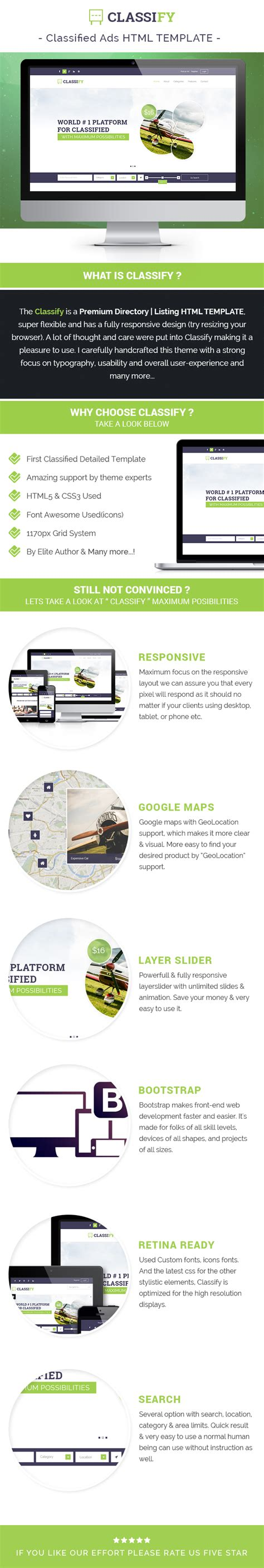 classified ads html template classify classified ads html template site templates