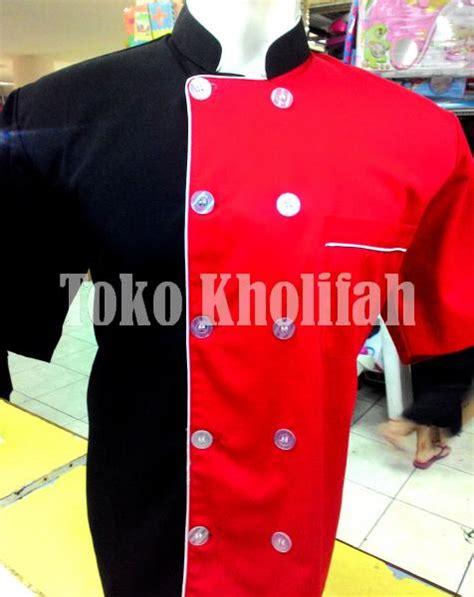 Baju Koki Baju Chef jual baju koki toko kholifah