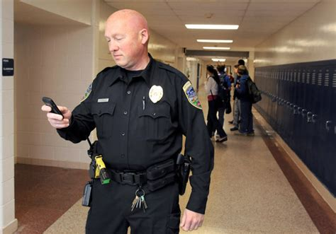 now a teacher at northwood public school richard shaw played in two elizabethtown police schools at odds over officers