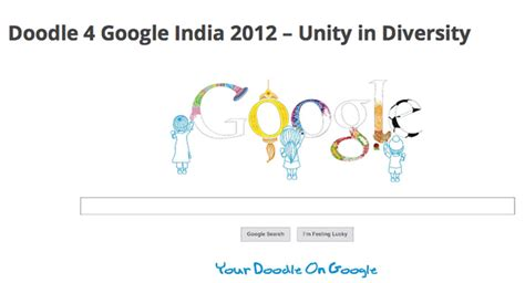 doodle 4 india winner world s top news india announces doodle 4