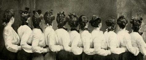 history of hair 1900 to 1919 principios del s xx peinados pinterest history