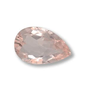 Light Pink Morganite 6 62ct 0 6 carat light pink morganite gem from afghanistan