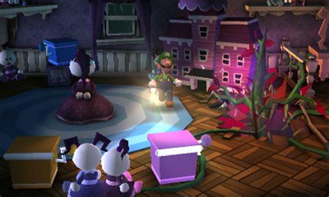 Luigi S Mansion A 4 Dining Room Luigi S Mansion 2 Komplettl 246 Sung B 4 Pool