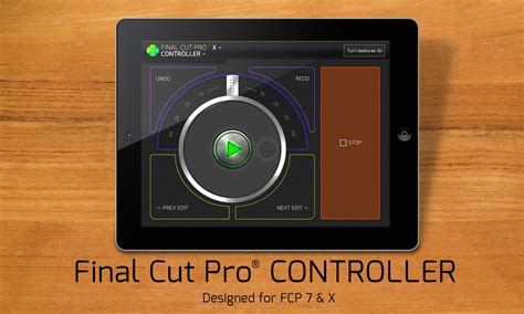 final cut pro versions compatibility ctrl console press
