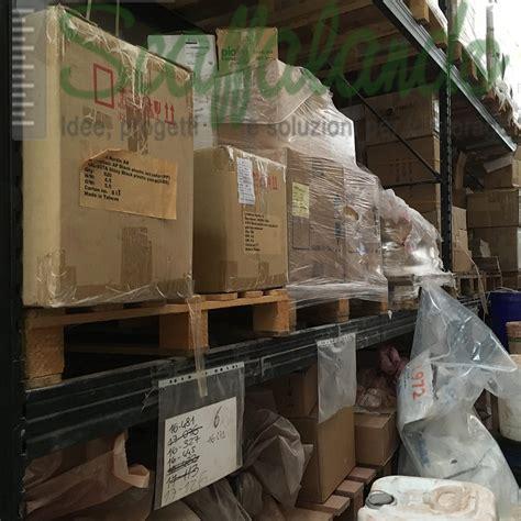 vendita scaffali usati scaffale portapallets usato a