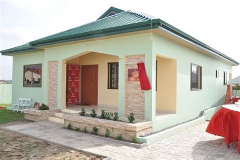 3 bedroom homes vodafone ghana gives away 3 bedroom house in cool chop promotion