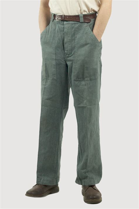 swiss surplus swiss denim work trousers gt trousers shorts gt clothing