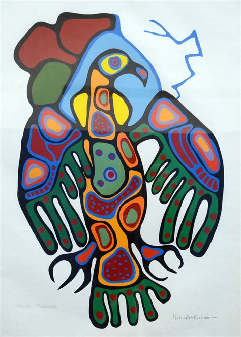 norval morrisseau birds www imgkid com the image kid