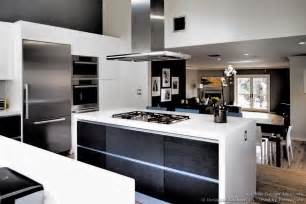 Contemporary Kitchen Island - designer kitchens la pictures of kitchen remodels