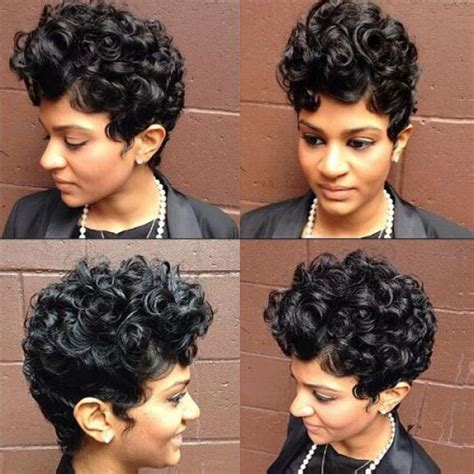 hair style galleries short wigs for black women new short hair wigs for black women vogue female black