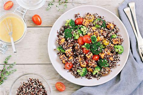 cucinare con la quinoa quinoa con verdure