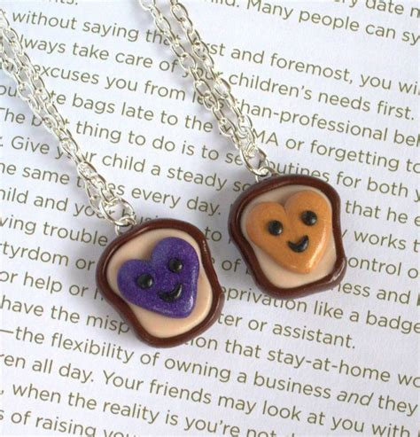 peanut butter and jam a story of friendship books 17 best images about best friend necklaces on