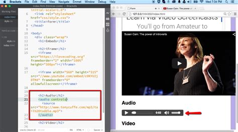 download mp3 from embed code embeds video audio and iframe elements ilovecoding