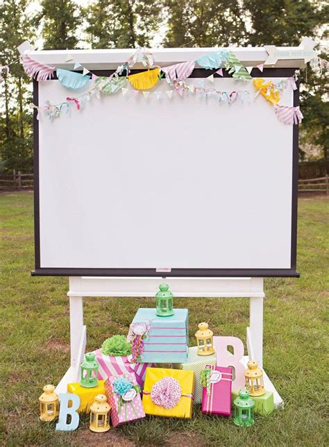 backyard movie projector 25 best ideas about projector screens on pinterest