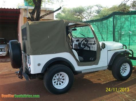 Willys Jeeps For Sale In Sa 1975 Jeep Willys Used Car For Sale In Northern Province
