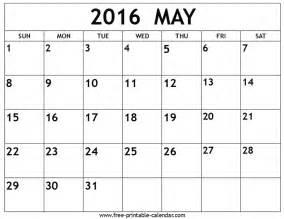may calendar template 2016 calendar template printable calendar template 2016
