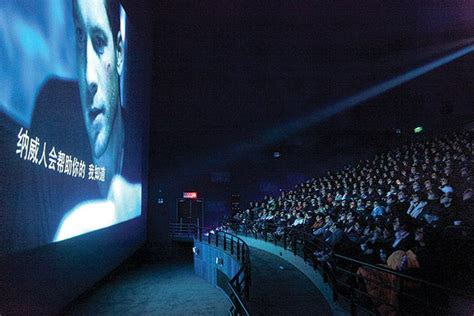 china film giant screen china box office to be the world s largest 2018 says imax