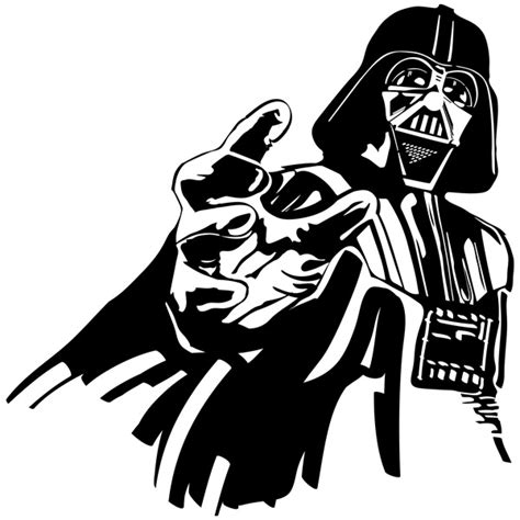darth vader wall sticker wars wall stickers