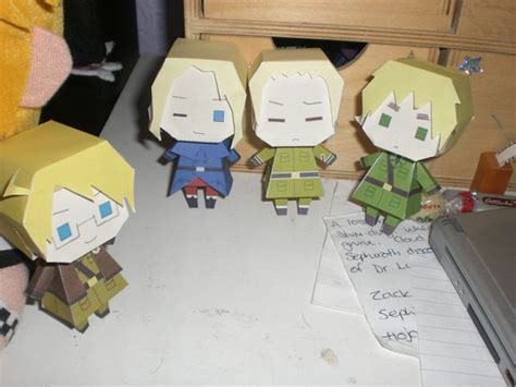 Papercraft Dolls - hetalia papercraft dolls by sparrowhawk51 on deviantart