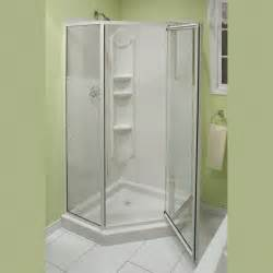 corner shower stalls for small bathrooms home design
