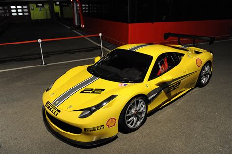 Ferrari 458 Challenge by 2014 Ferrari 458 Challenge Evoluzione Ferrari