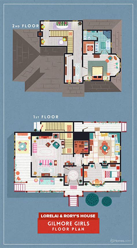floor plans of tv homes home floor plans of tv shows fubiz media