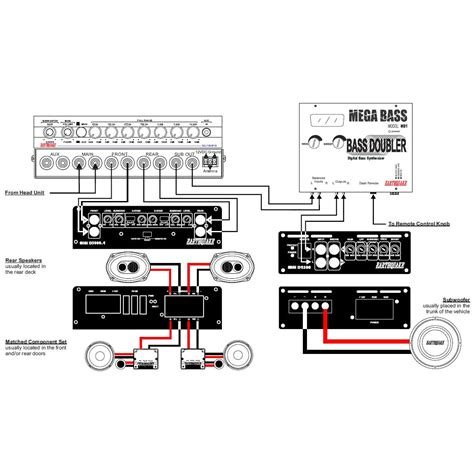 Power Lifier Audio Seven digital car audio installation diagram imageresizertool