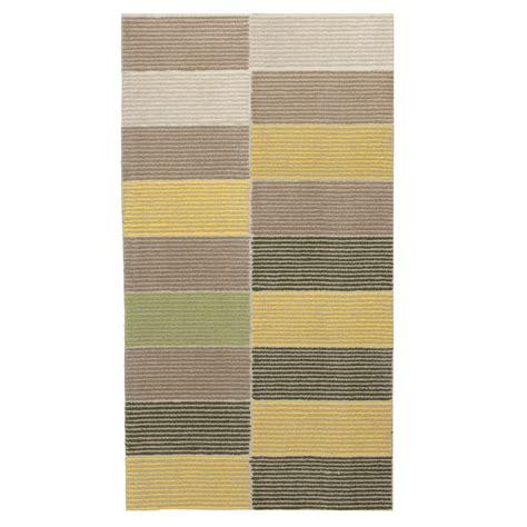 esprit home tappeti esprit home tappeto fida giallo 70 x 140 cm esprit