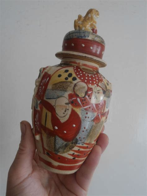 Japanese Vase Identification by Pair Of Japanese Vases Identification Antiques Board