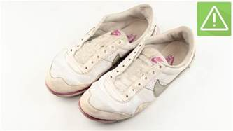 3 ways to clean white leather shoes wikihow