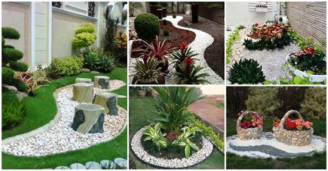 ideas para jardines de casa 12 fant 225 sticas ideas para dise 241 ar un jard 237 n con piedras
