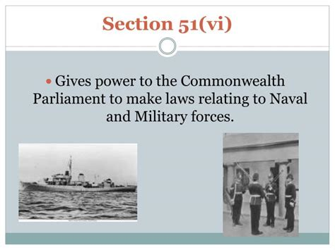 section 51 constitution ppt the australian constitution powerpoint presentation