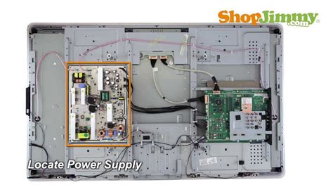 replacing capacitors on philips tv philips lcd tv repair 27221710057 power supply board replacement how to fix philips 47pfl tv