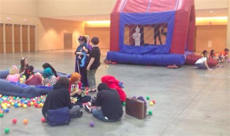 Ball Pit Meme - dashcon know your meme